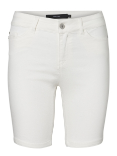 Vero Moda Korte broek VMHOT SEVEN NW LONG SHORTS 10169569 Snow White