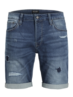 Jack & Jones Korte broek JJIRICK JJICON SHORTS GE 445 I.K. S 12132212 Blue Denim