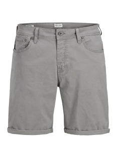 Jack & Jones Korte broek JJIRICK JJORIGINAL SHORTS WW 12132687 Steel Gray