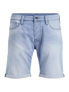 Jack & Jones Korte broek JJIRICK JJICON GE 041 I.K. 12137968 Blue Denim