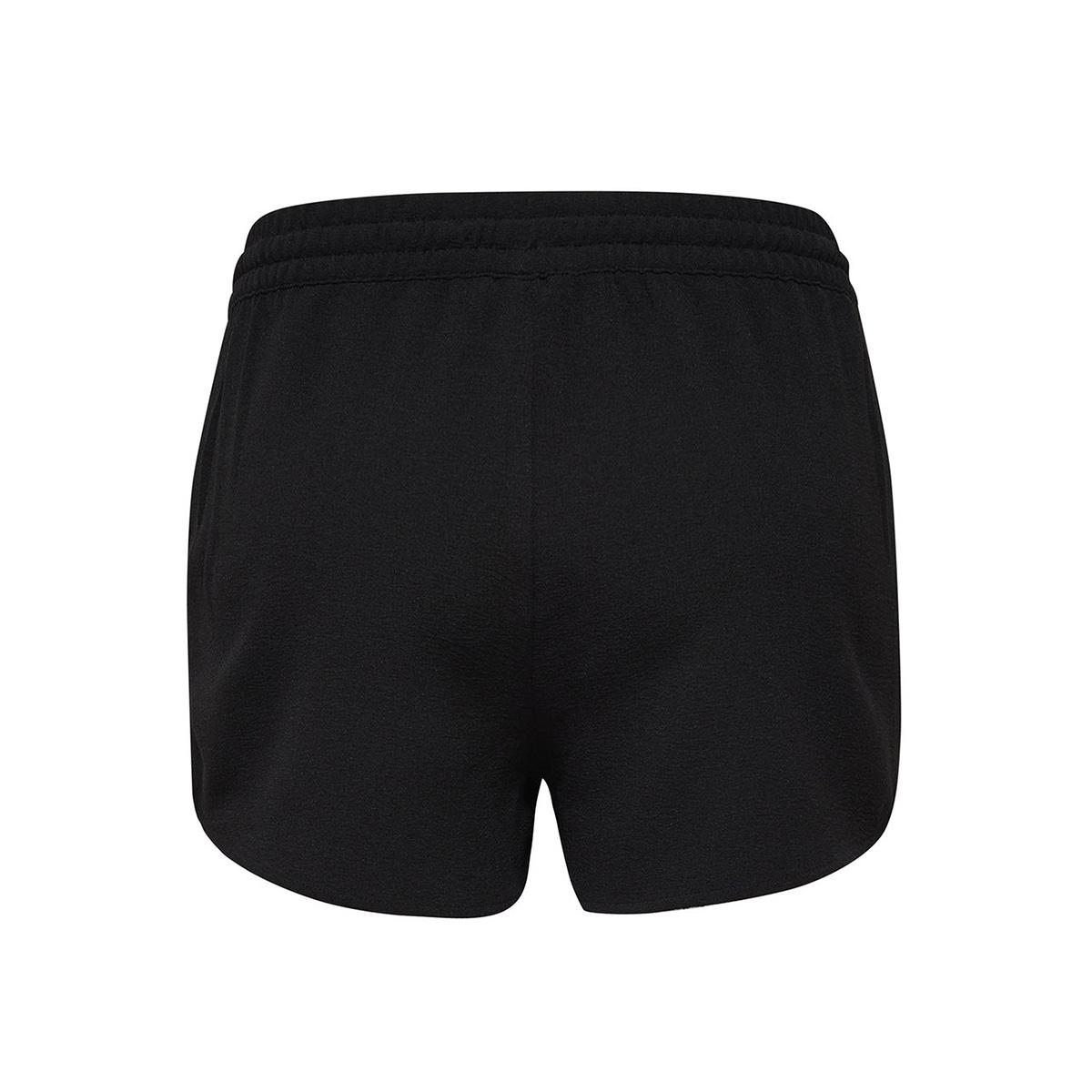 onlturner shorts wvn noos 15123924 only korte broek black