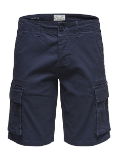 Only & Sons Korte broek onsTONY CARGO SH PK 8469 RE NOOS 22008469 Blue Nights