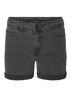 Vero Moda Korte broek VMHOT SEVEN NW DNM FOLD SHORTS MIX 10193079 Medium Grey Denim