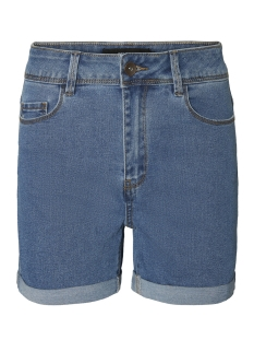 Vero Moda Korte broek VMHOT SEVEN NW DNM FOLD SHORTS MIX 10193079 Medium Blue Denim