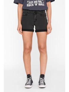 Noisy may Korte broek NMBE LUCY NW DEN FOLD SHORTS GU812 NOOS 27001882 Dark Grey Denim