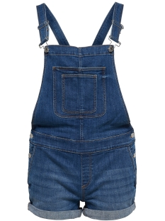Only Jumpsuit onlKIM WITTY DARK  DNM OVERALL SHOR 15154856 Medium Blue Denim