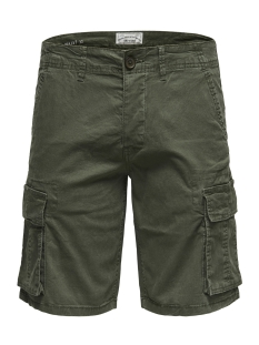 Only & Sons Korte broek onsTONY CARGO SH PK 8469 RE NOOS 22008469 Olive Night