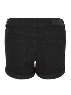 nmbe lucy nw den fold shorts gu811 27001881 noisy may korte broek black