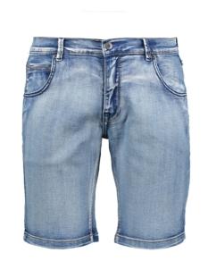 Twinlife Korte broek MBE811232 8091 Light Blue Wash