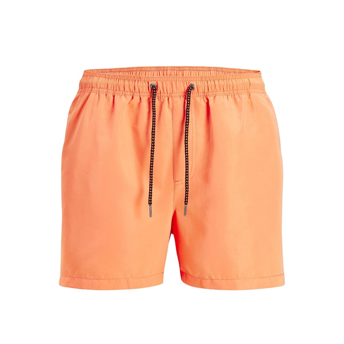 jjisunset swim shorts akm noos 12133191 jack & jones sport short nectarine