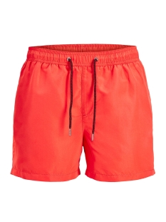Jack & Jones Sport short JJISUNSET SWIM SHORTS AKM NOOS 12133191 Fiercy Coral