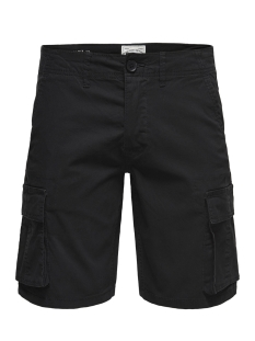 Only & Sons Korte broek onsTONY CARGO SH PK 8469 RE NOOS  22008469 Black