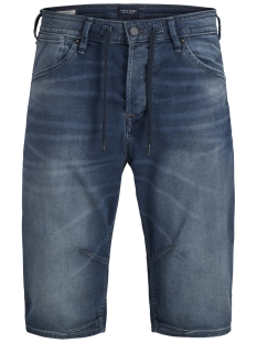 Jack & Jones Korte broek JJIDASH JJLONG SHORTS GE 781 I.K. S 12136235 Blue Denim
