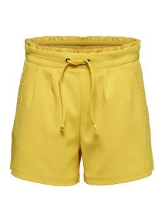 Jacqueline de Yong Korte broek JDYCATIA SHORTS JRS 15152797 Primrose Yellow
