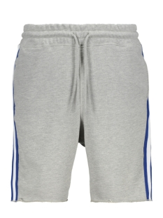 Jack & Jones Korte broek JORTAPE SWEAT SHORTS 12147007 Light grey melange
