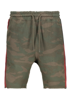 Jack & Jones Korte broek JORTAPE SWEAT SHORTS 12147007 Thyme