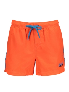 Superdry Sport short M30000PQF2 Havana Orange(VQH)