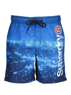 Superdry Sport short M30000PQF3 Blue City (MQ3)