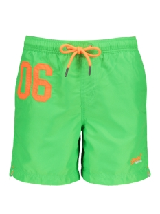 Superdry Sport short M30002PQF1 Deck Bright Green(NA6)