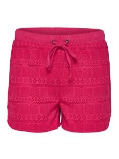 Only Korte broek onlBENITA LACE SHORTS JRS 15156299 Virtual Pink