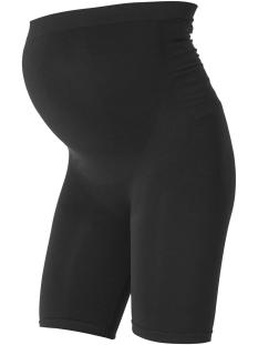 Mama-Licious Positie broek MLTIA JEANNE SHORTS NOOS O. 20009787 Black