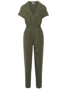 Noisy may Jumpsuit NMENDI VERA JUMPSUIT LONG X 27007392 Olive Night