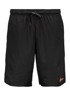 ms3009at active relaxed short superdry sport short black