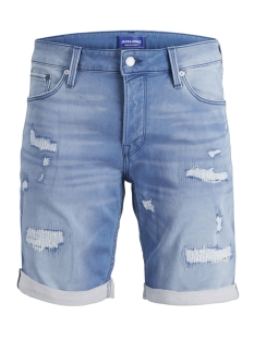 Jack & Jones Korte broek JJIRICK JJICON SHORTS GE 855 I.K. S 12147070 Blue Denim