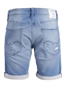 jjirick jjicon shorts ge 855 i.k. s 12147070 jack & jones korte broek blue denim