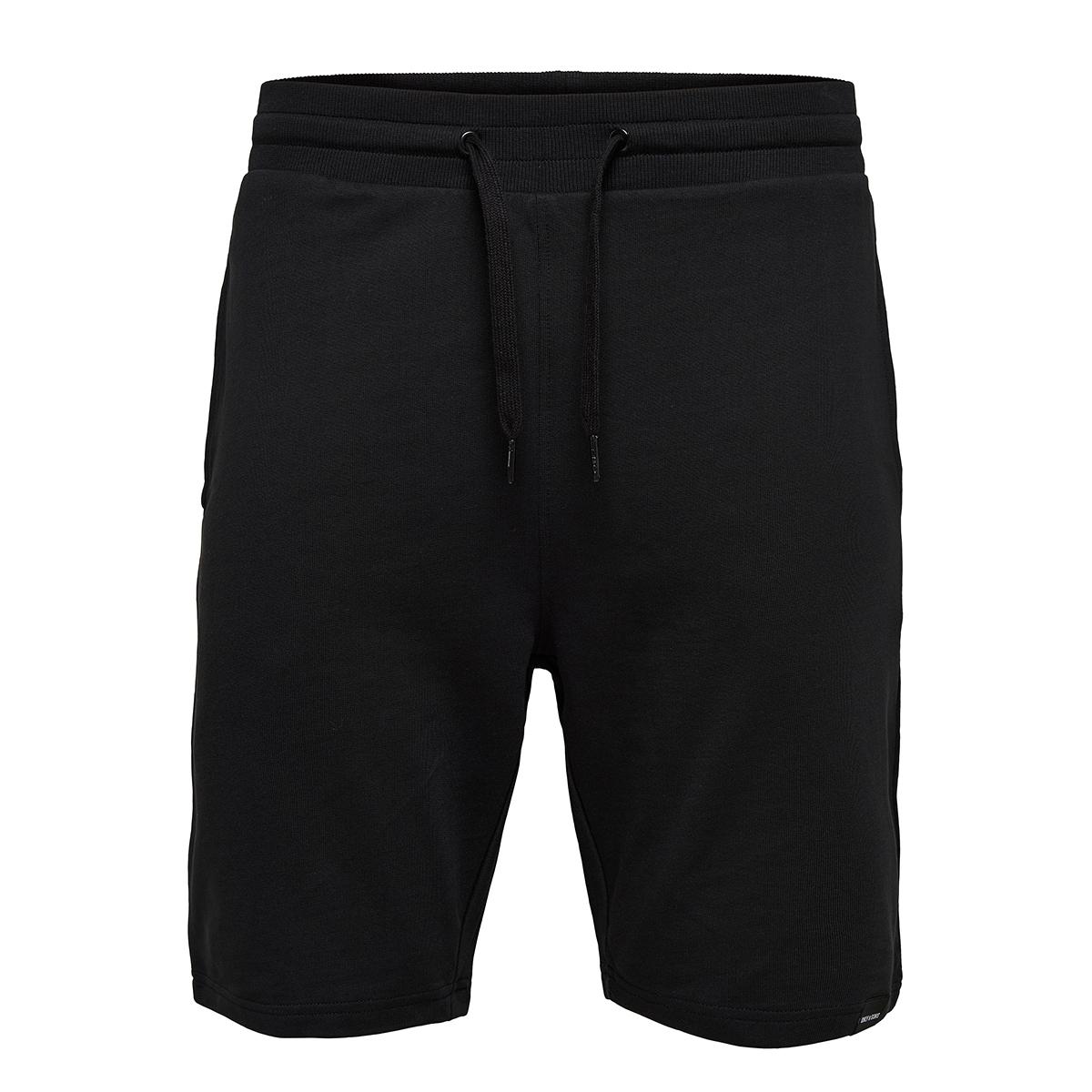 onsgrigori entry sweatshorts 22008813 only & sons korte broek black