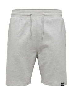 Only & Sons Korte broek onsGRIGORI ENTRY SWEATSHORTS 22008813 Light Grey Melange