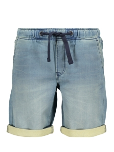 Produkt Korte broek PKTAKM JOGGING DENIM SHORTS 12112032 Light Blue Denim