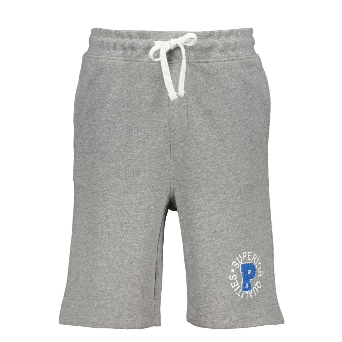 pktviy image sweat shorts 12149799 produkt korte broek light grey melange