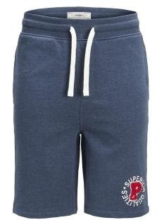 pktviy image sweat shorts 12149799 produkt korte broek navy blazer/melange