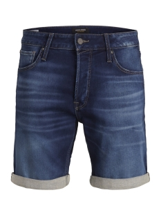 Jack & Jones Korte broek JJIRICK JJICON SHORTS GE 850 I.K. S 12147065 Blue Denim