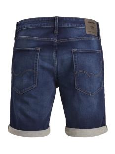 jjirick jjicon shorts ge 850 i.k. s 12147065 jack & jones korte broek blue denim