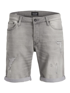 Jack & Jones Korte broek JJIRICK JJICON SHORTS GE 852 I.K. 12147067 Grey Denim