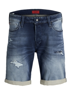 Jack & Jones Korte broek JJIRICK JJICON SHORTS GE 854 I.K. 12147069 Blue Denim