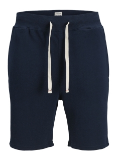 Jack & Jones Korte broek JJEBASIC SWEAT SHORTS STS 12147447 Navy Blazer/THIGHT FIT