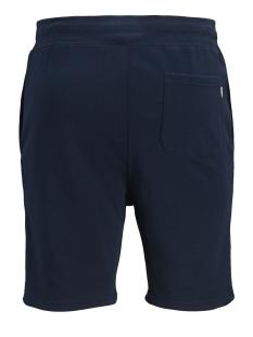 jjebasic sweat shorts sts 12147447 jack & jones korte broek navy blazer/thight fit