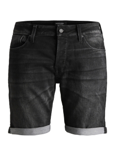 Jack & Jones Korte broek JJIRICK JJICON SHORTS GE 853 I.K. S 12147068 Black Denim