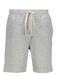Jack & Jones Korte broek JJEBASIC SWEAT SHORTS STS 12147447 Light Grey Melange/THIGHT FIT