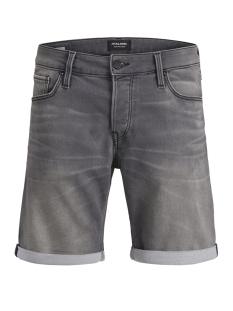 Jack & Jones Korte broek JJIRICK JJICON SHORTS GE 848 I.K. S 12148014 Grey Denim