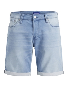 Jack & Jones Korte broek JJIRICK JJICON SHORTS GE 849 I.K. 12147063 Blue Denim