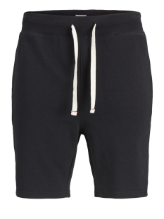 Jack & Jones Korte broek JJEBASIC SWEAT SHORTS STS 12147447 Black/THIGHT FIT