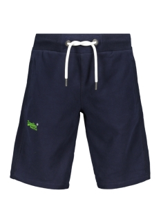 Superdry Korte broek ORANGE LABEL LITE SHORT M71103AT ROYAL NAVY