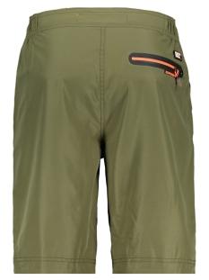 superdry boardshort m30015at superdry korte broek marine olive
