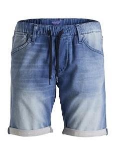 Jack & Jones Korte broek JJIRICK JJDASH SHORTS GE 929 I.K. S 12147075 Blue Denim