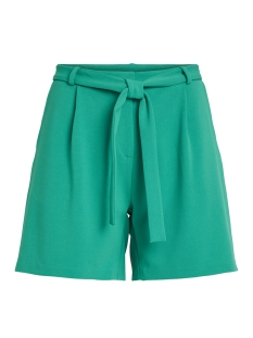 Vila Korte broek VILOAN RW SHORTS 14051709 Pepper Green