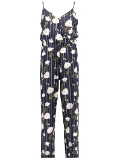 Vero Moda Jumpsuit VMSIMPLY EASY STRAP JUMPSUIT 10211519 Night Sky/TUVA